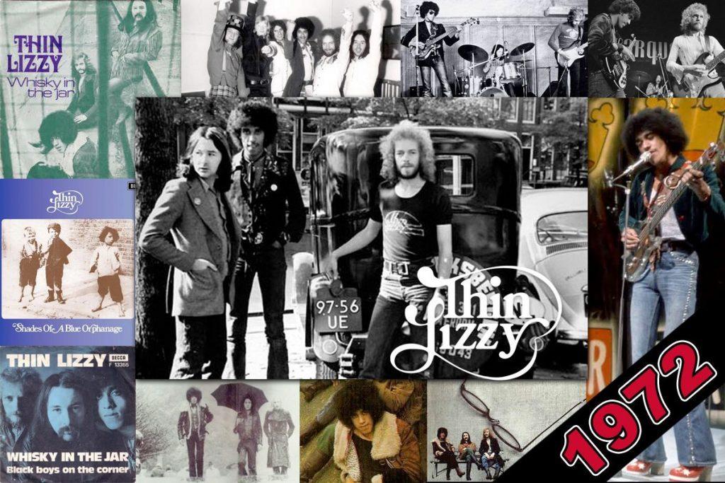 Thin Lizzy 1972