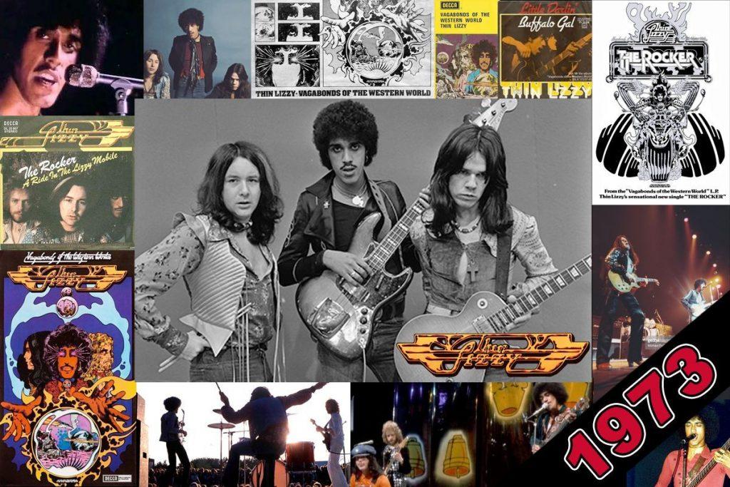 Thin Lizzy 1973