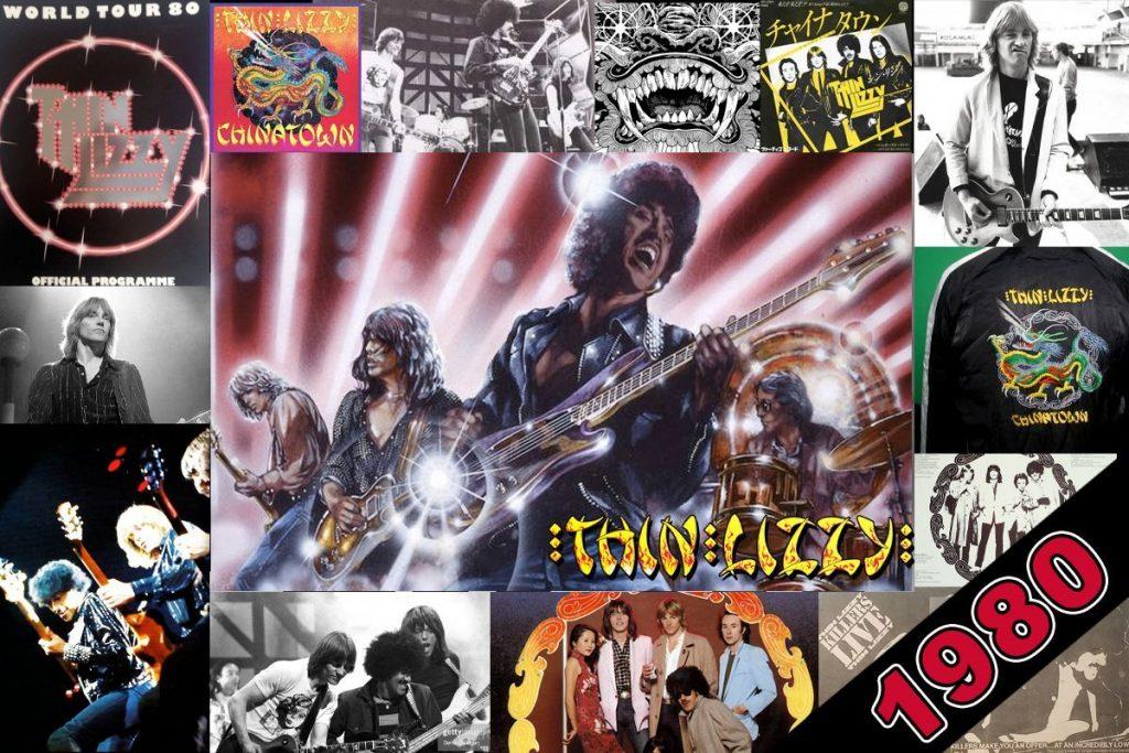 Thin Lizzy 1980